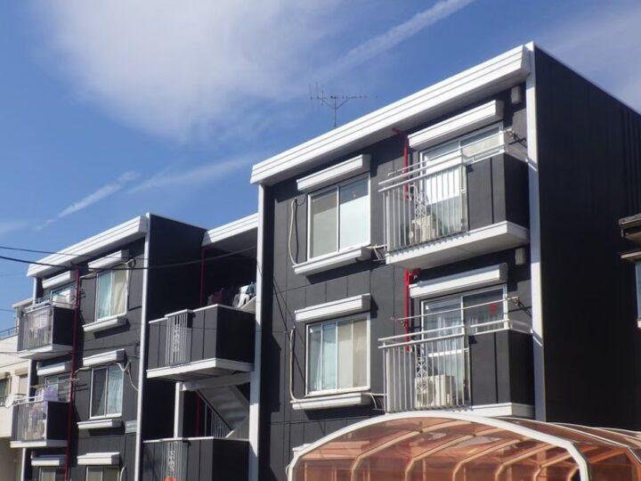 【町田市】外壁塗装・Mアパート