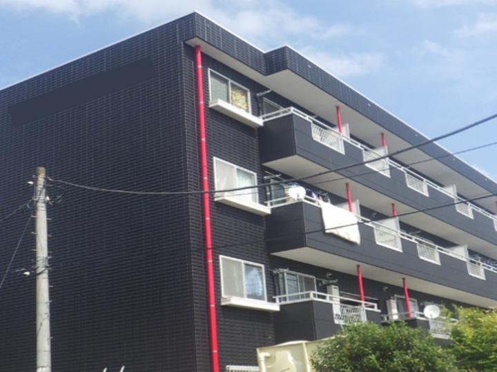 【町田市】外壁塗装、屋上防水、バルコニー床防水・Sマンション