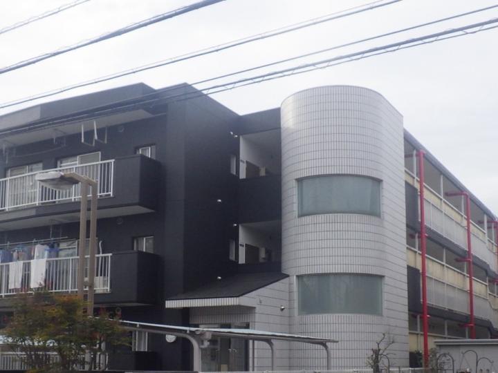 【町田市】外壁塗装、タイル補修・Dマンション